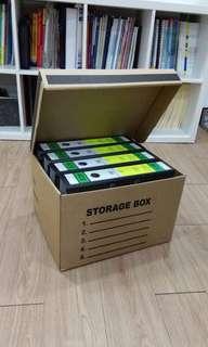 Storage Box / Filling Box