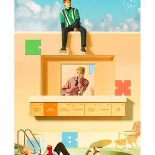 (sealed 2-album set) Exo-CBX Blooming Days Album