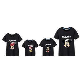 BMT451 - Mickey / Minnie Family Tee *Cotton*