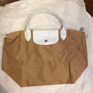 Longchamp bag handle bag