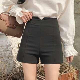 🚚 復古顯瘦高腰褲M-L