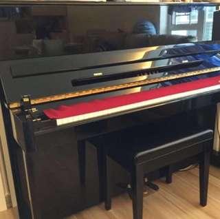 Yamaha 鋼琴 piano YA118CH