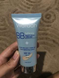 BB CREAM WARDAH (NATURAL)