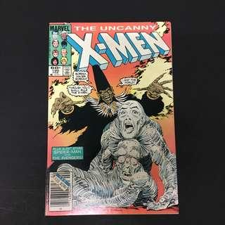 Uncanny Xmen 190 Marvel Comics Book Stan Lee Movie