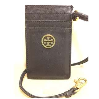 TORY BURCH Leather Cardholder