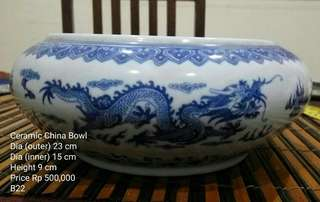 Mangkok/Bowl Cina