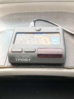 Voltronic Tire pressure monitoring system+