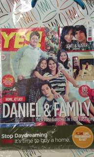 Kathniel Merchandise Daniel Padilla and Kathryn Bernardo Magazines