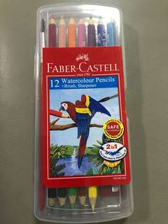 Faber Castell Water Colour Pencils