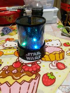 全新電影精品 star wars star projector 星際投影燈