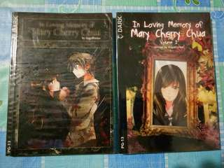 In Loving Memory of Mary Cherry Chua Books 1 & 2