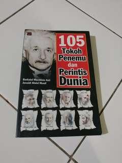 Buku 105 Tokoh Penemu dan Perintis Dunia