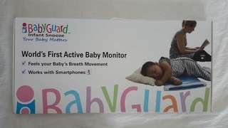 Babyguard baby breathing monitor