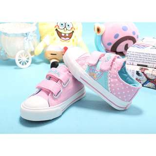 BMT452 - Spongebob Sweet Ribbon Polka Dot Sneaker