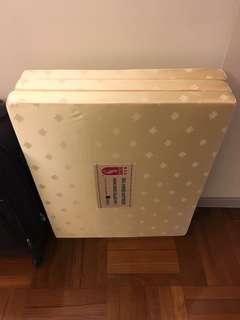 新淨海馬三摺mattress