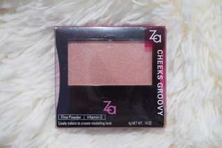 !!HALF PRICE!! Za Cheeks Groovy in 01 Glowing Pink (New)