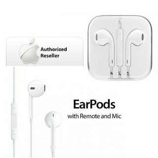 Iphone 耳機 蘋果 apple 不含運 無盒子