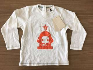 ORIGINAL Armani Baby Alien t-shirt
