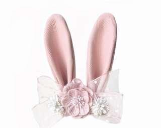Bunny lady headband