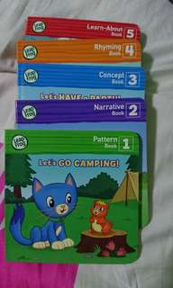 Leap Frong Story 5 book