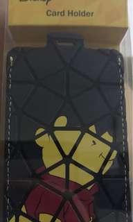 NEW SEALED Pooh Polygo Card Holder