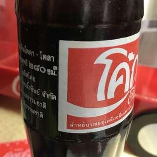 可口可樂 昔日泰國可樂 超過25年