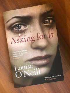 'Asking For It' by Louise O'Neill (Novel)