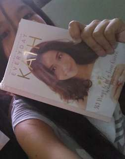 Everyday Kath with Dj and Kath's signature