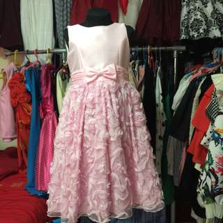 Cute Pink Dress (free sf cavite-laguna,biñan and mm areas)