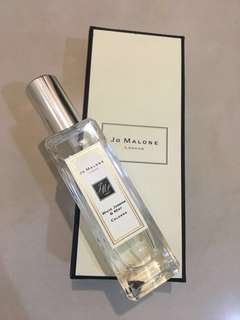 Jo Malone White Jasmine and Mint Cologne