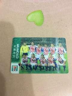 2004 歐國盃 7-11 克羅地亞卡