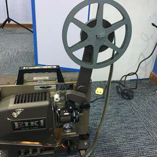 Rare antique movie projector- working condition