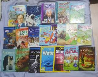 Preloved children books