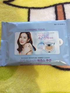 Cleansing tissue ( original Korea )