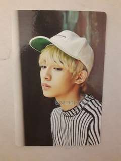 NCT Winwin SET (SG pc & Limitless Official Poster)