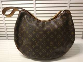 Louis Vuitton Monogram Croissant Handbag
