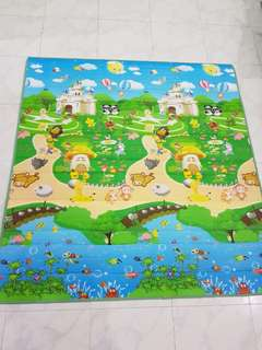 Thick Baby Playmat 69 in x 65 in