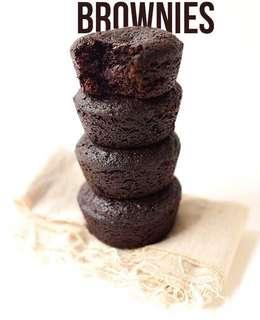 Manon Brownie Chocolate Cake