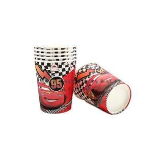🚘 Disney Cars Party Supplies - Cars party cups