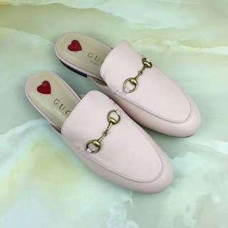 Gucci loafer pink