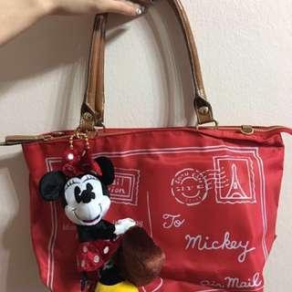 Samantha Thavasa Mickey Mouse Limited Edition handbag