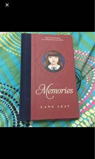 Memories by Lang Leav (good idea for a gift!)