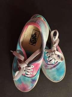 Vans Sneakers and Sketchers