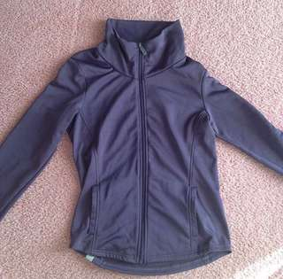 Bench Purple Soft Shell Jacket