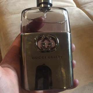 Mens Gucci Guilty