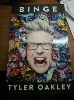 [Cheapest]Binge by Tyler Oakley