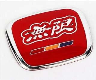 Honda Jazz/Fit GD GE GF Steering Emblem Logo Badge