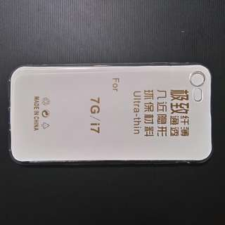 iphone 7 / 8 透明機套
