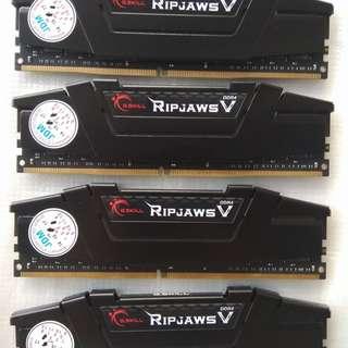 DDR4 32gb(4x8gb) 3200mhz