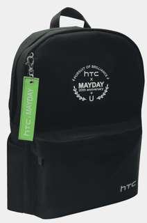 HTC X 五月天夢想背包 Mayday 20th anniversary 背囊